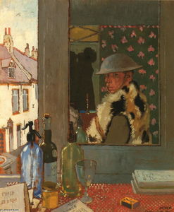 William Newenham Montague Orpen - Pronto per iniziare