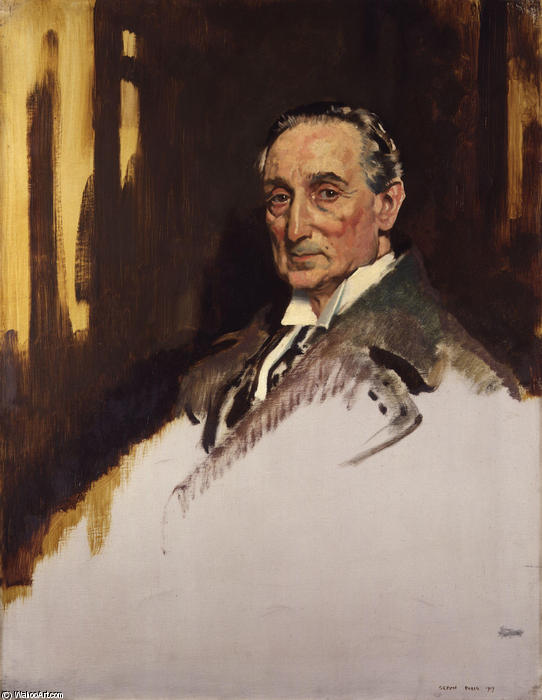 Rufus Isaacs, 1 ° Marchese di Reading di William Newenham Montague Orpen (1878-1931, Ireland) | Riproduzioni D'arte Del Museo | ArtsDot.com