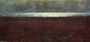 Dwight William Tryon - Il Mare Notte