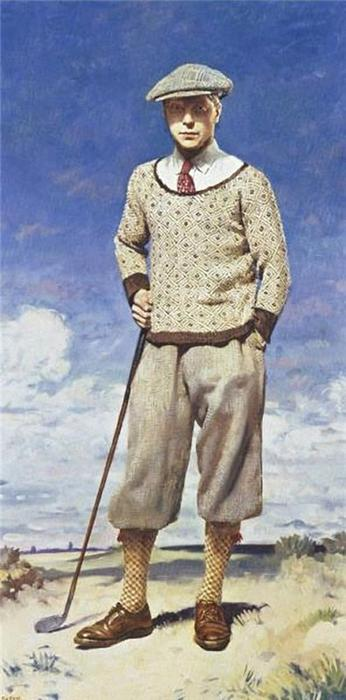 Auto Ritratto, 1924 di William Newenham Montague Orpen (1878-1931, Ireland)