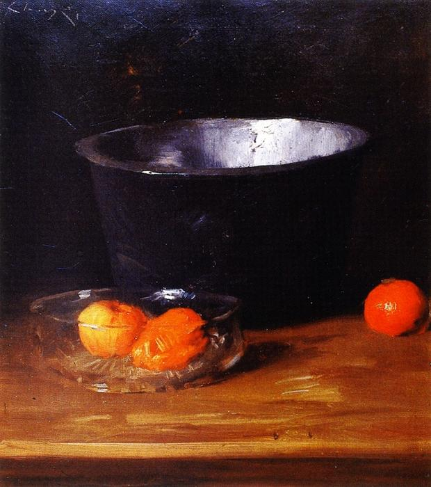 Still life di William Merritt Chase (1849-1916, United States) | ArtsDot.com