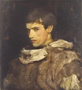 Abbott Handerson Thayer - William Michael Spartali Still..