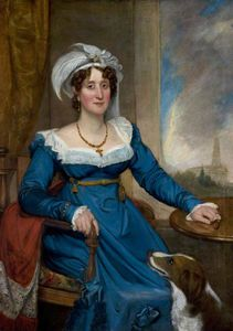 Thomas Clement Thompson - Mrs Francis Johnston,