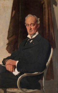 William Newenham Montague Orpen - Signore Riddell