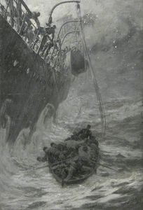 Joseph Nash The Younger - Sea Rescue