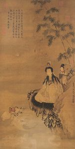 Master Of The Parrot - Guanyin Accoliti