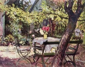 Istvan Boldizsar - Sunshine In The Garden