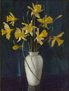 Elioth Gruner - Narcisi