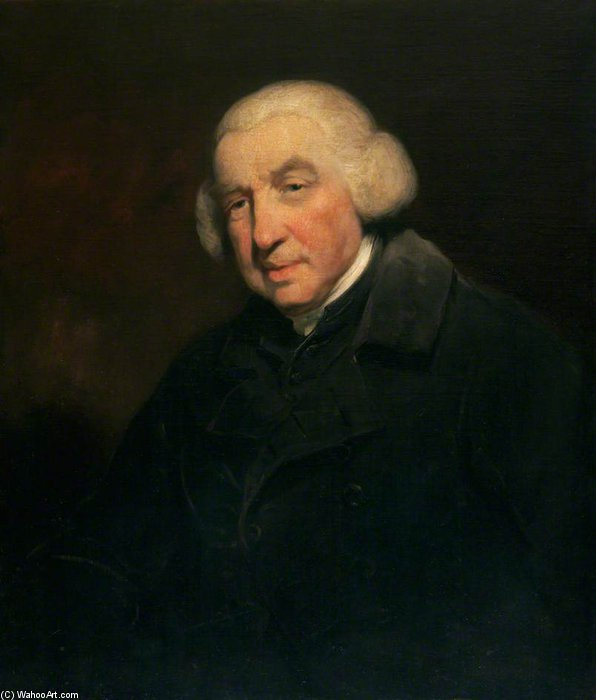 Dr Howard di Knutsford di William Owen (1769-1825, United Kingdom)