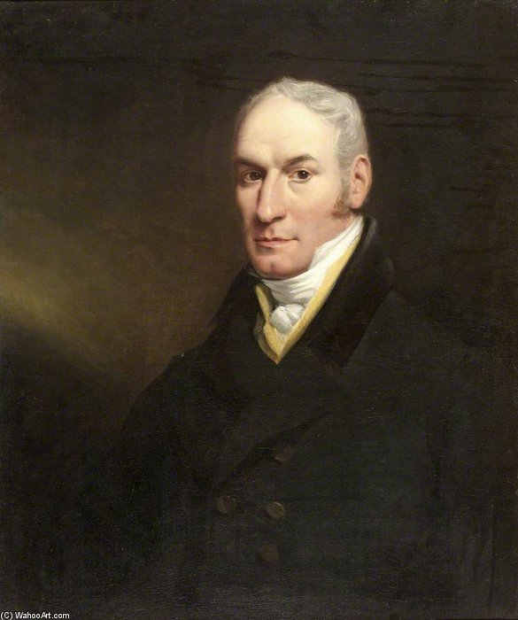 John Richardson di William Owen (1769-1825, United Kingdom) | Riproduzione Art | ArtsDot.com