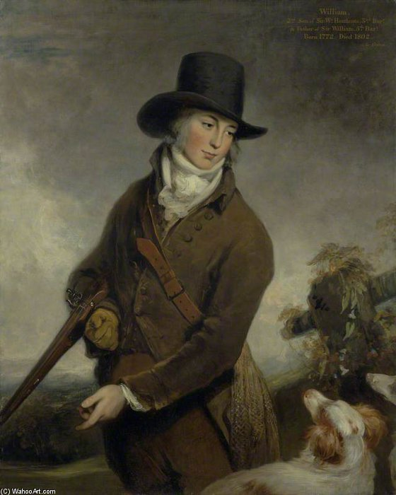 Reverendo William Heathcote di William Owen (1769-1825, United Kingdom) | ArtsDot.com
