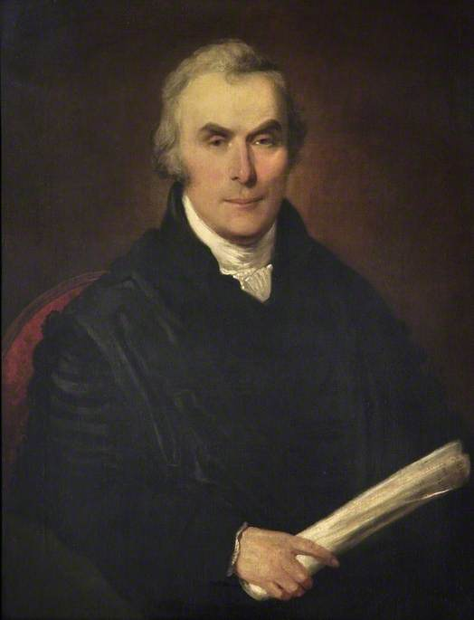 Sir William Elias Taunton, segretario comunale di William Owen (1769-1825, United Kingdom)