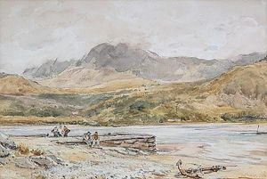 Thomas Collier - Cader Idris