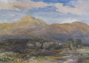 Thomas Collier - Glen Dochart