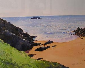 Robert Dudley - Saw Mill Cove