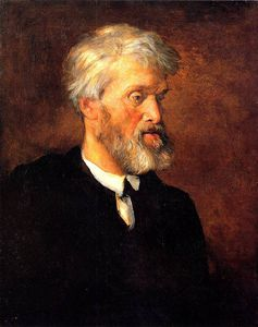 Frederick Waters Watts - Ritratto di Thomas Carlyle