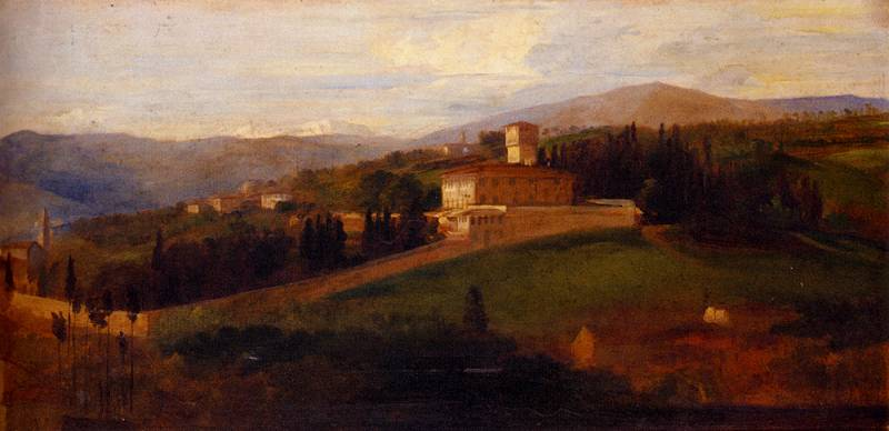 senza titolo (4257) di Frederick Waters Watts