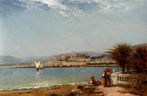 Arthur Joseph Meadows - Cannes in Costa