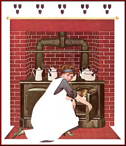 Coles Phillips - Untitled (377)