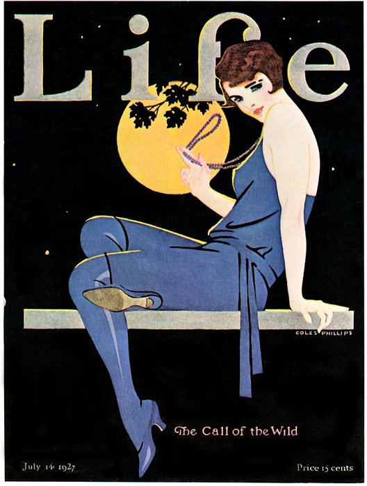 Untitled (898) di Coles Phillips (1880-1927, United States)