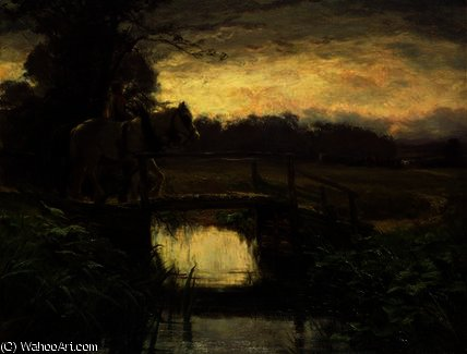 Grigio mattino  di David Farquharson (1839-1907, United Kingdom) | ArtsDot.com