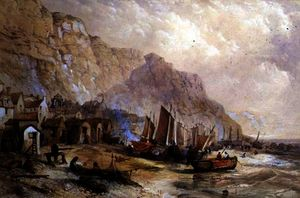 Thomas Charles Leeson Rowbotha.. - Vecchio Hastings, Sussex