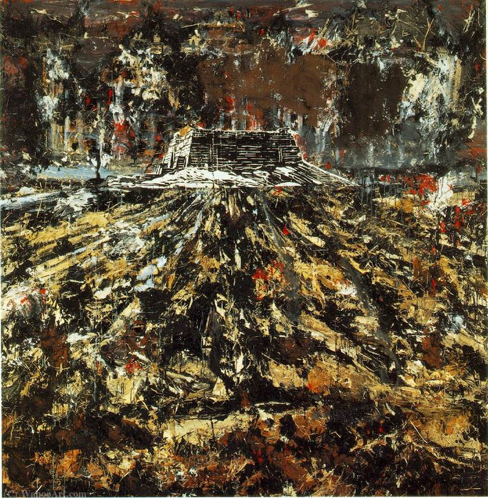 Untitled (210) di Anselm Kiefer | ArtsDot.com