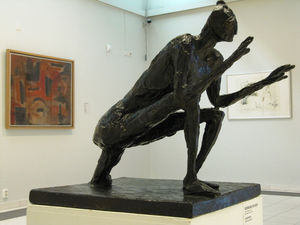 Germaine Richier - Cavalletta, (1956)