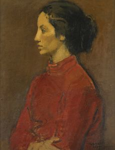 Raphael Soyer - Georgiana