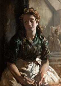 William Newenham Montague Orpen - riposarsi
