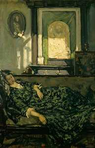 Francis Henry Newbery - Daydreams