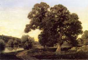 Henry Pember Smith - La Grande Quercia come  d..