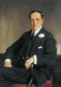 Richard Jack - Signore percy coleman simmons ( 1875–1939 ) , Sindaco