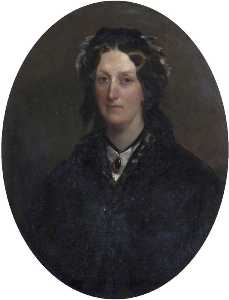 Henry Weigall - harriet sophia parker ( 1809–1925 ) , Contessa di Morley