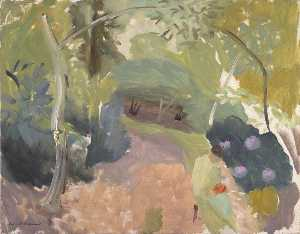 Ivon Hitchens - Molla bosco