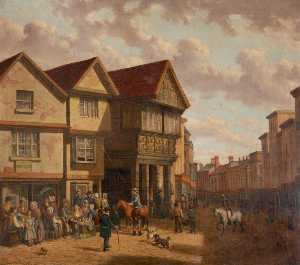 Joseph Kennedy - old guildhall , Barnstapl..
