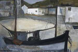 Margo Maeckelberghe - pescare barca , st ives