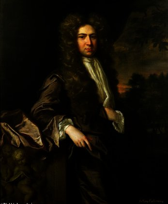 Anthony collins di Jonathan Richardson The Elder (1667-1745) | Riproduzione Art | ArtsDot.com