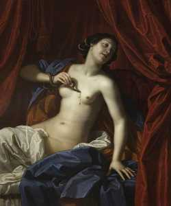 Benedetto Gennari The You.. - la morte di Cleopatra