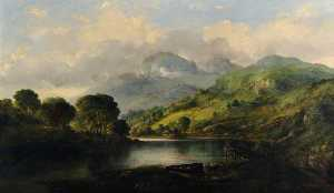 William Muir - Lago Lomond