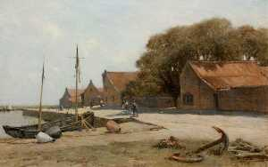 Archibald David Reid - Blakeney , Norfolk