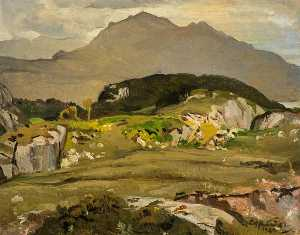 William Oliphant Hutchiso.. - a ross Contea